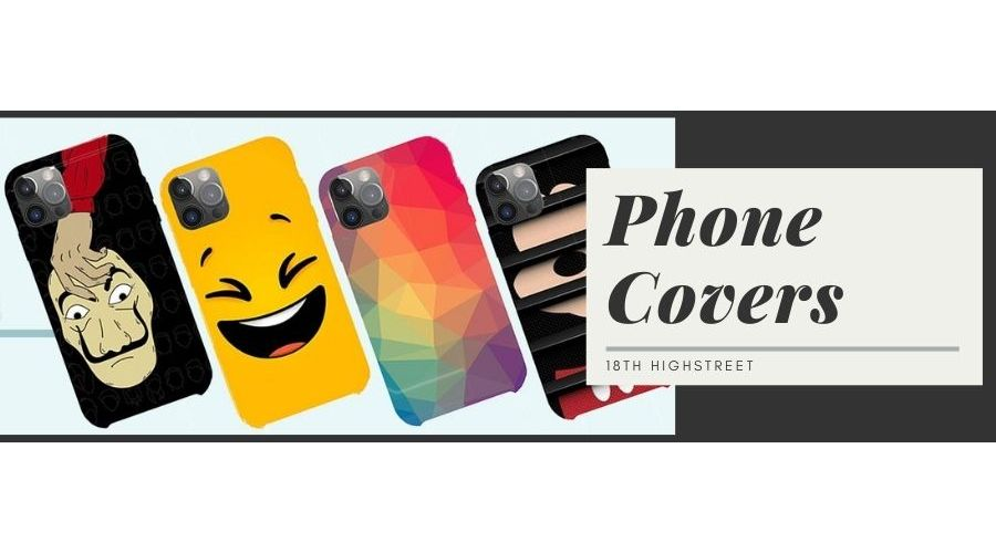 Why choose us to buy phone covers online?